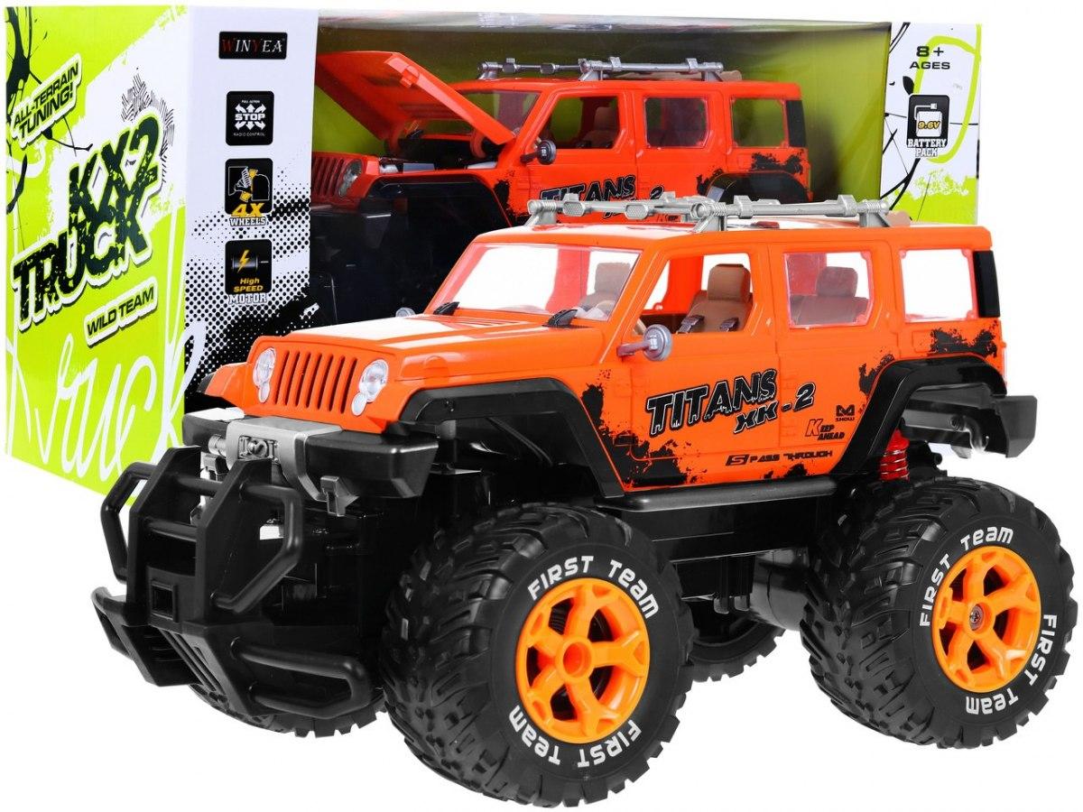 Terénní auto Jeep Buggy Titans na dálkové ovládání 1:12 R/C